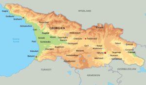 georgien - mellanösterns macau